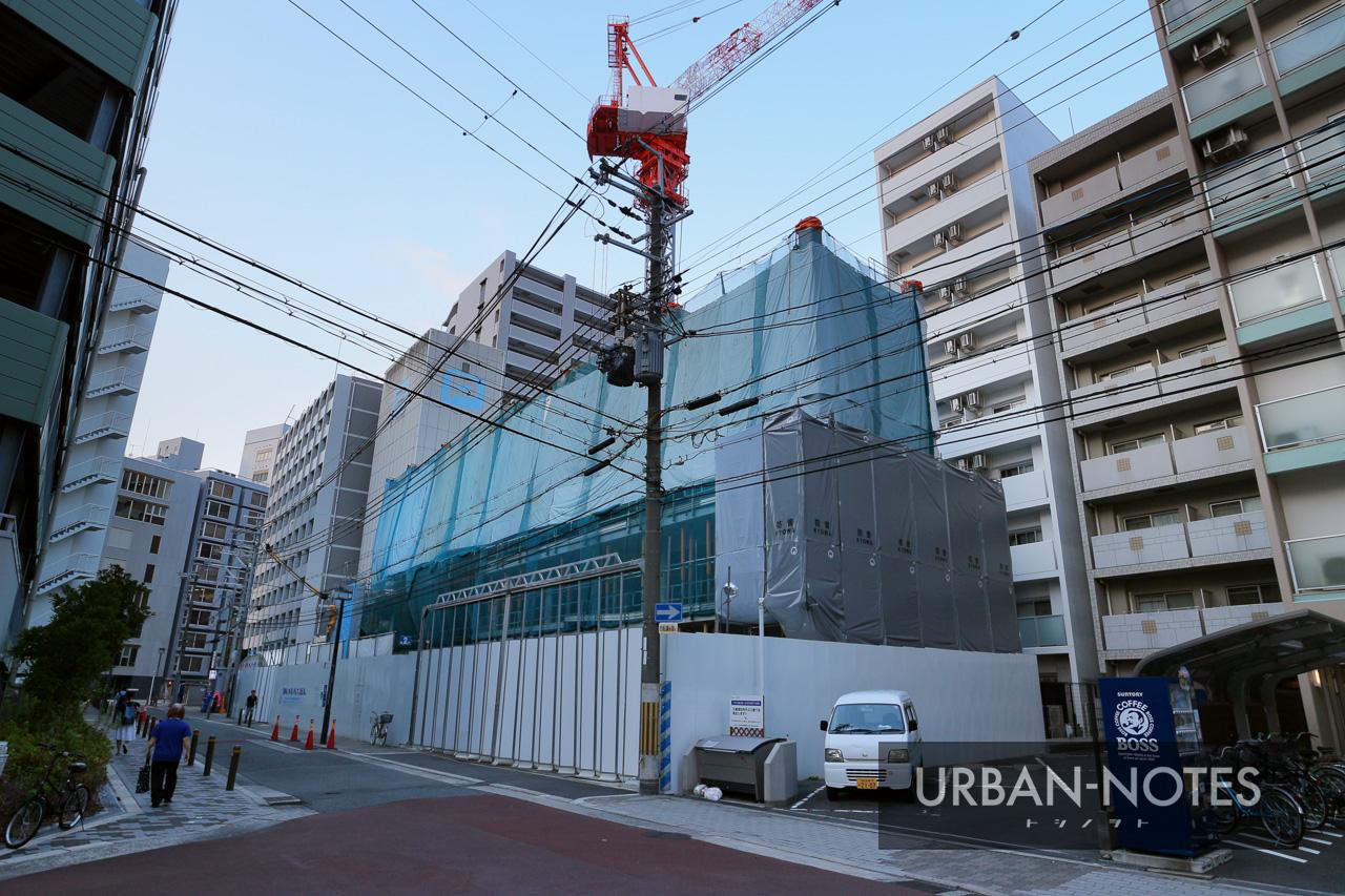 アパホテル 新大阪駅前 2019年8月 01