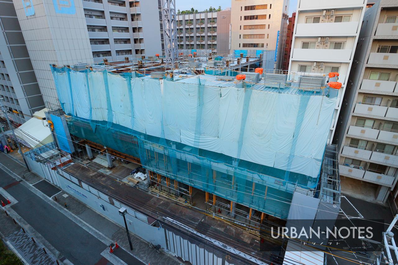 アパホテル 新大阪駅前 2019年8月 02