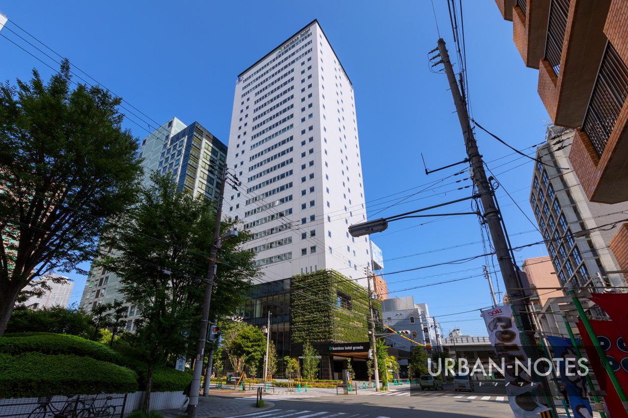 からくさホテルグランデ新大阪タワー 2019年8月 01