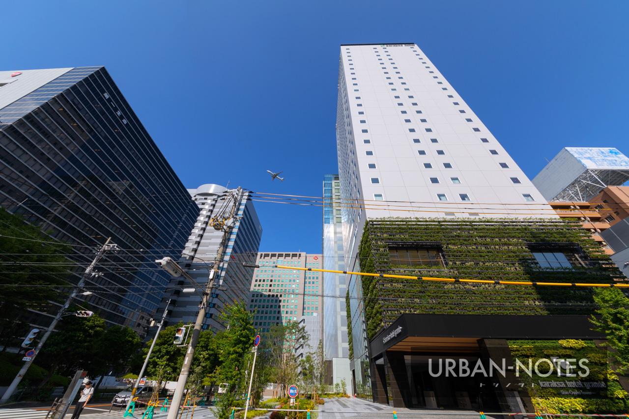 からくさホテルグランデ新大阪タワー 2019年8月 03