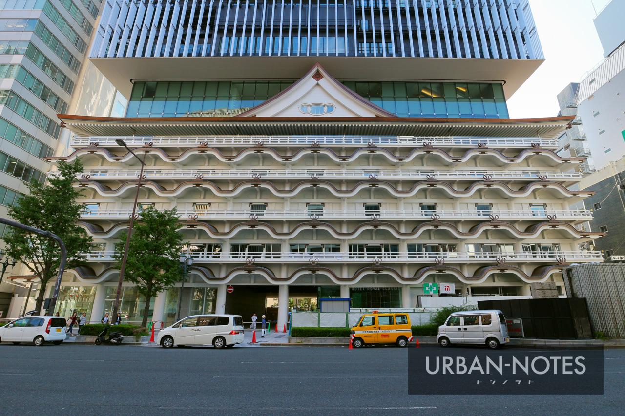 ホテルロイヤルクラシック大阪 2019年8月 03
