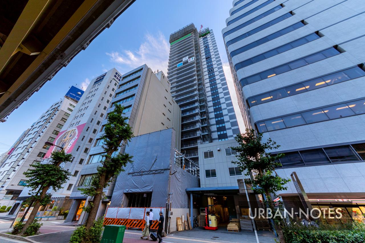 ホテルWBF新大阪スカイタワー 2019年8月 03