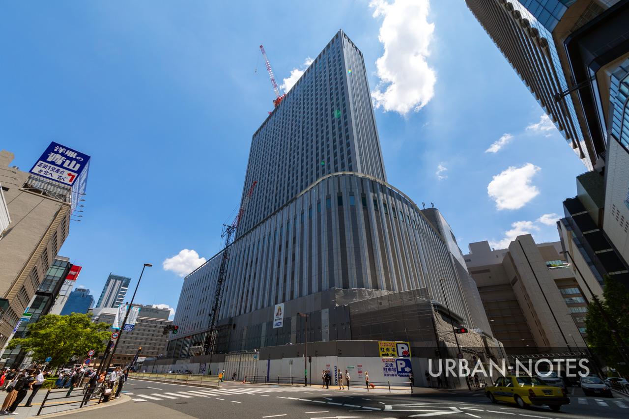 ヨドバシ梅田タワー 2019年7月 02