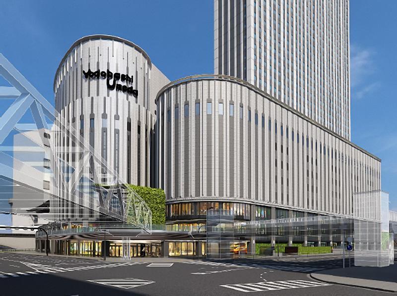 ヨドバシ梅田タワー 完成イメージ図 02