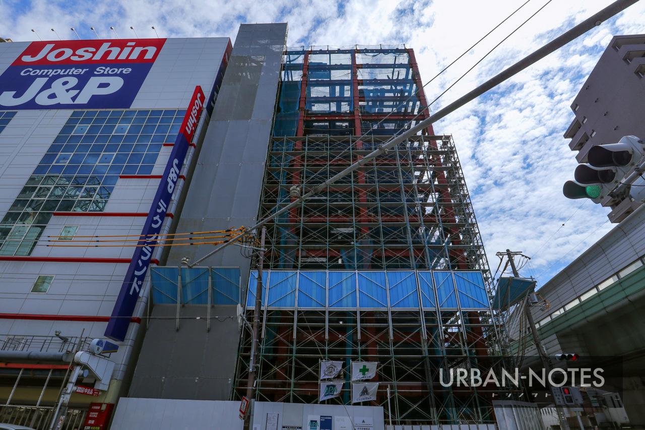 アパホテル〈なんば南 恵美須町駅〉2019年9月 02