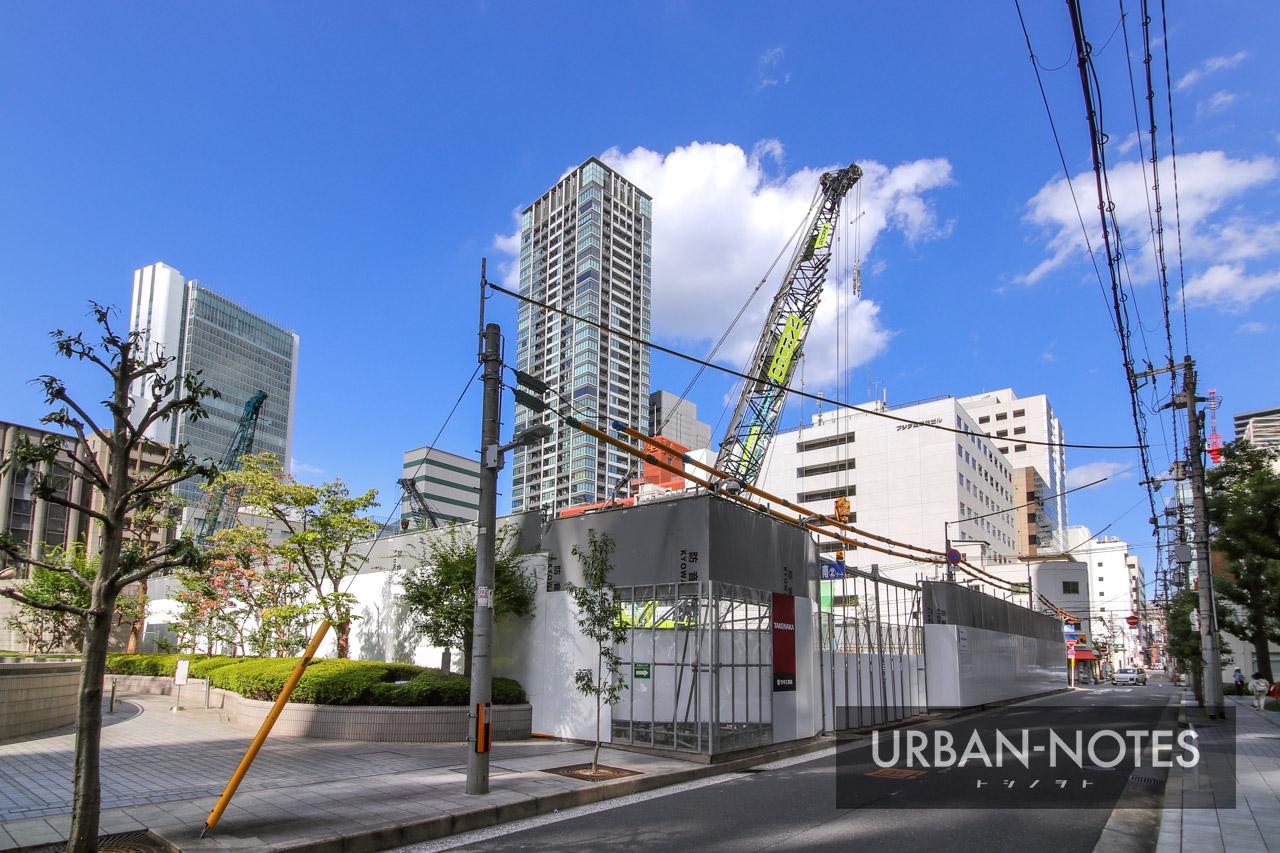 (仮称)堂島2丁目計画 電通大阪ビル跡地 2019年9月 02