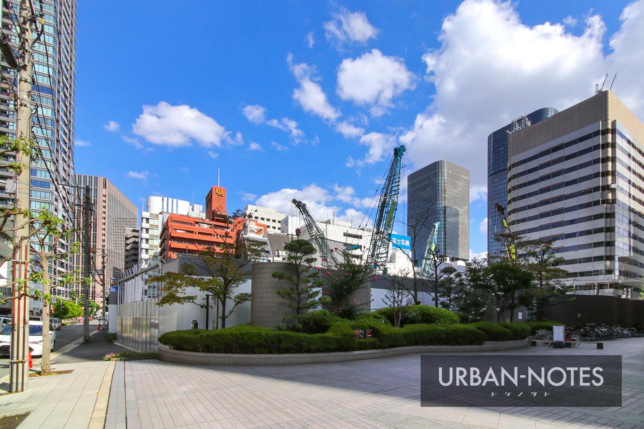 (仮称)堂島2丁目計画 電通大阪ビル跡地 2019年9月 03