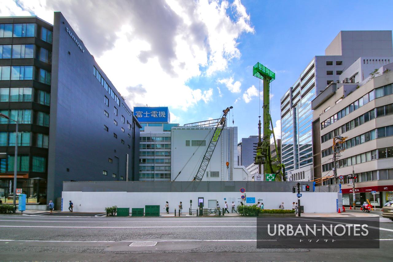 (仮称)堂島ホテル建替計画 アロフトホテル 2019年9月 01
