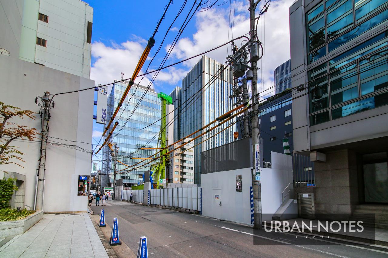 (仮称)堂島ホテル建替計画 アロフトホテル 2019年9月 04