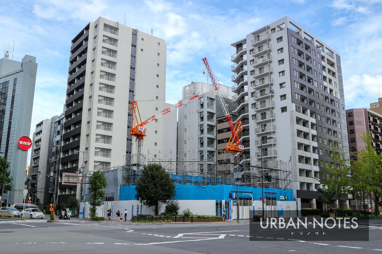 (仮称)西区江戸堀1丁目PJ 2019年9月 01