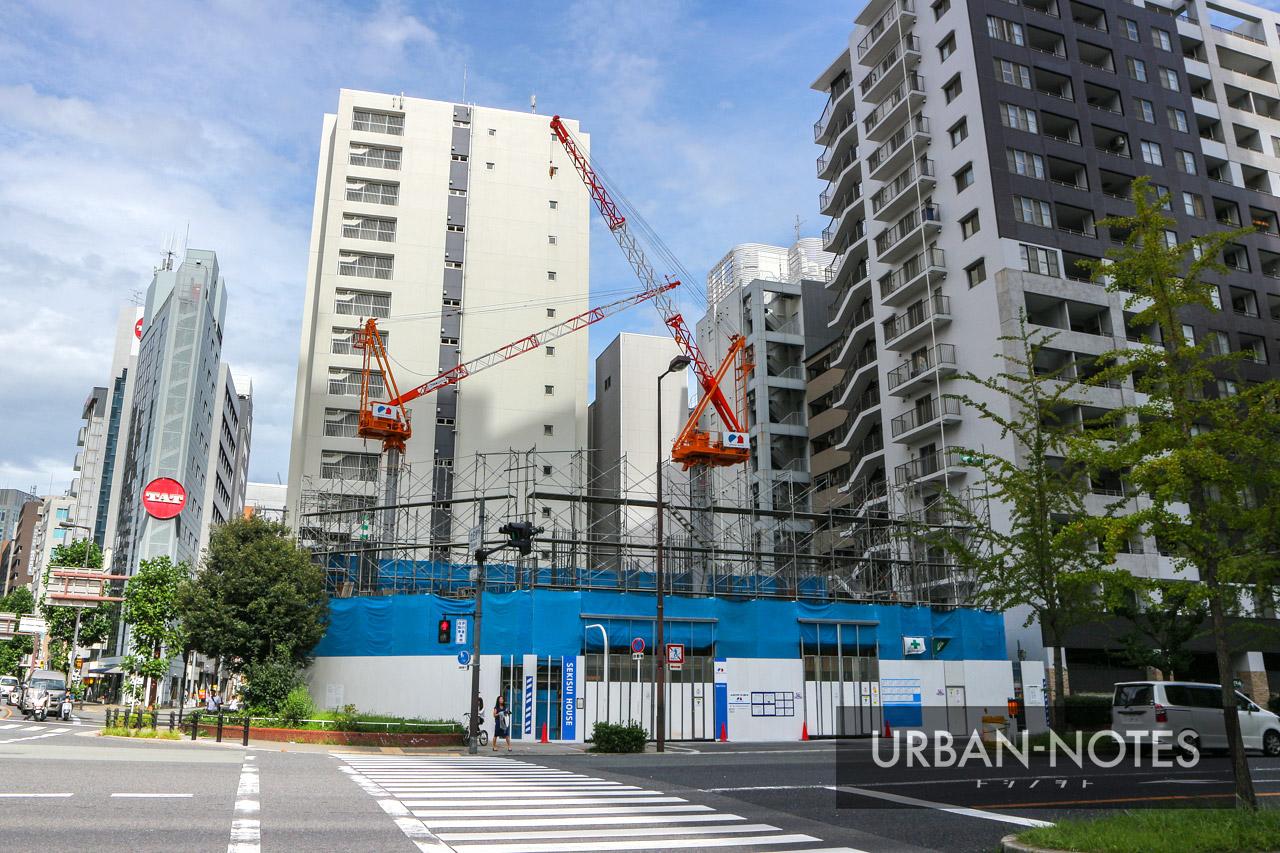 (仮称)西区江戸堀1丁目PJ 2019年9月 02