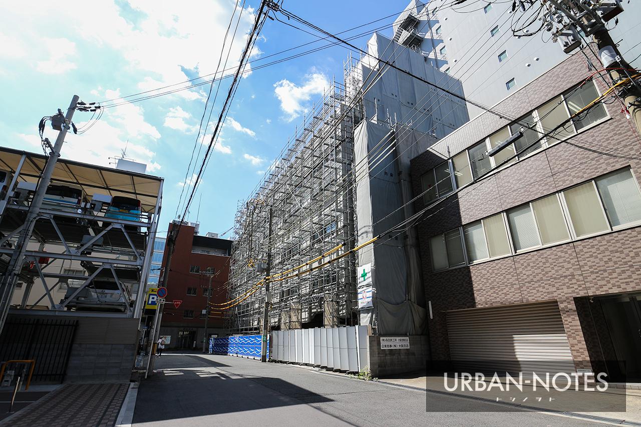 HOTEL CORDIA OSAKA 本町(仮称) 2019年9月 02