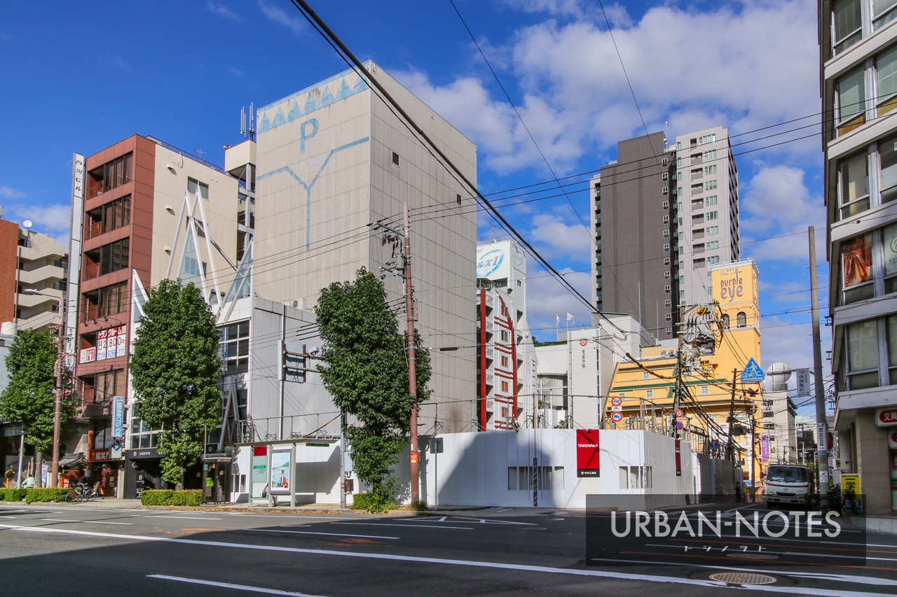 近鉄不動産 (仮称)北ビルホテル 2019年9月 01