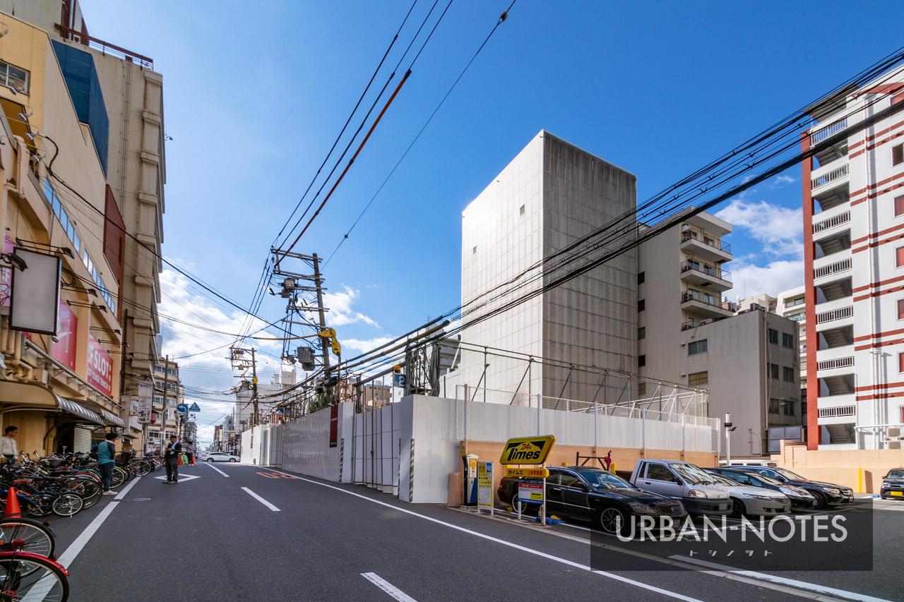 近鉄不動産 (仮称)北ビルホテル 2019年9月 03