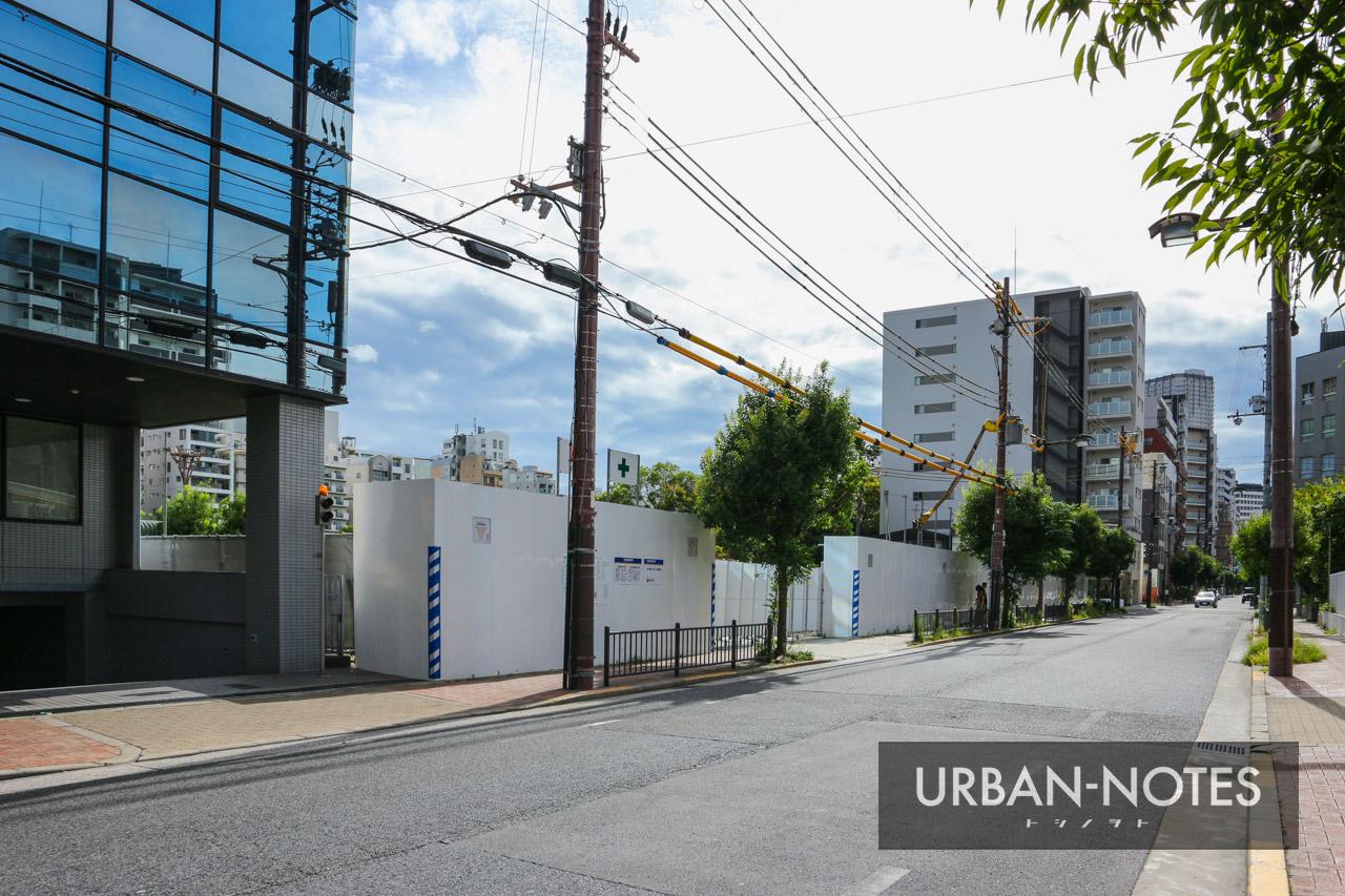 (仮称)西区京町堀2丁目プロジェクト 2019年9月 01