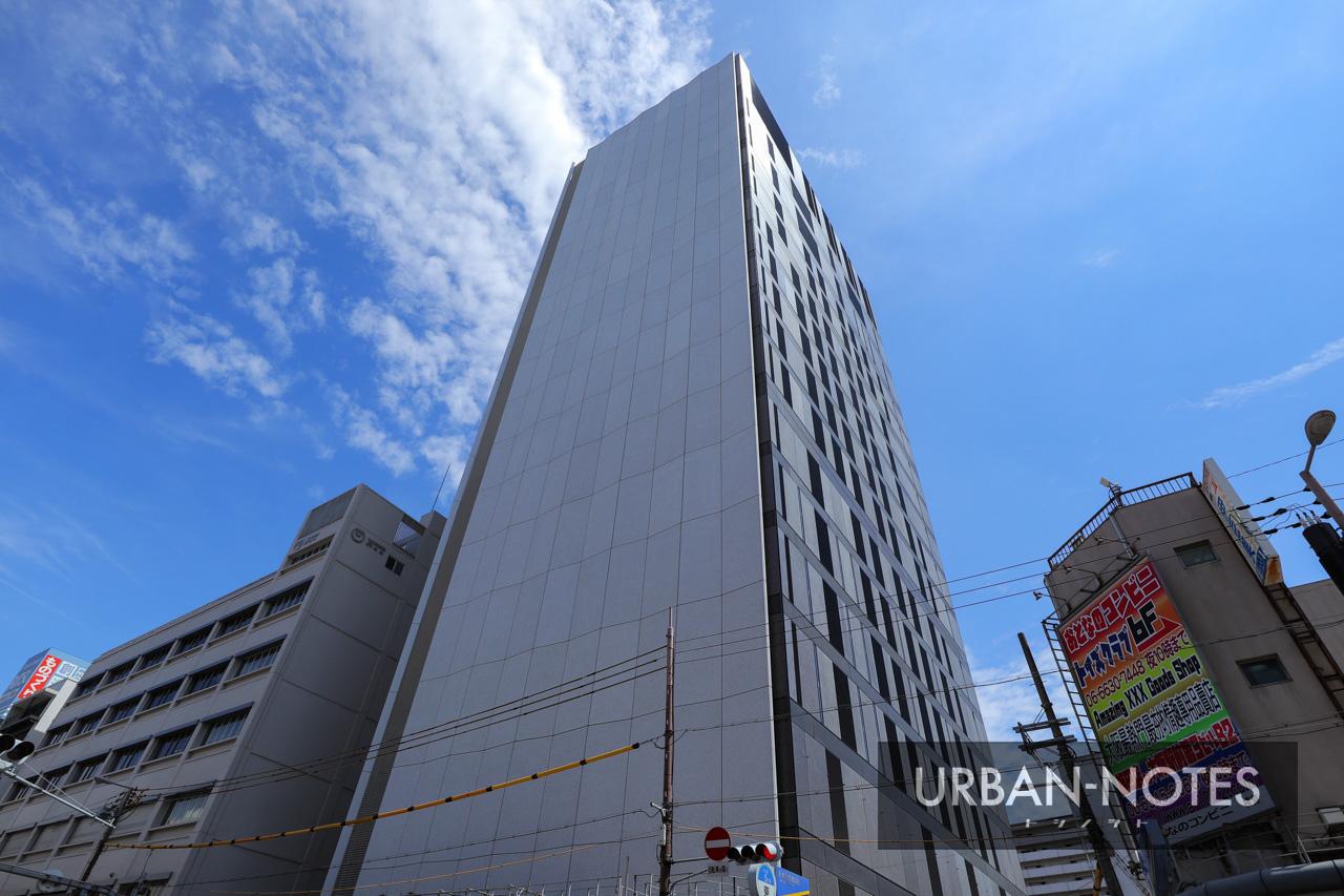 新日本橋ビル(仮称) NTTコム大阪第6データセンター 2019年9月 02