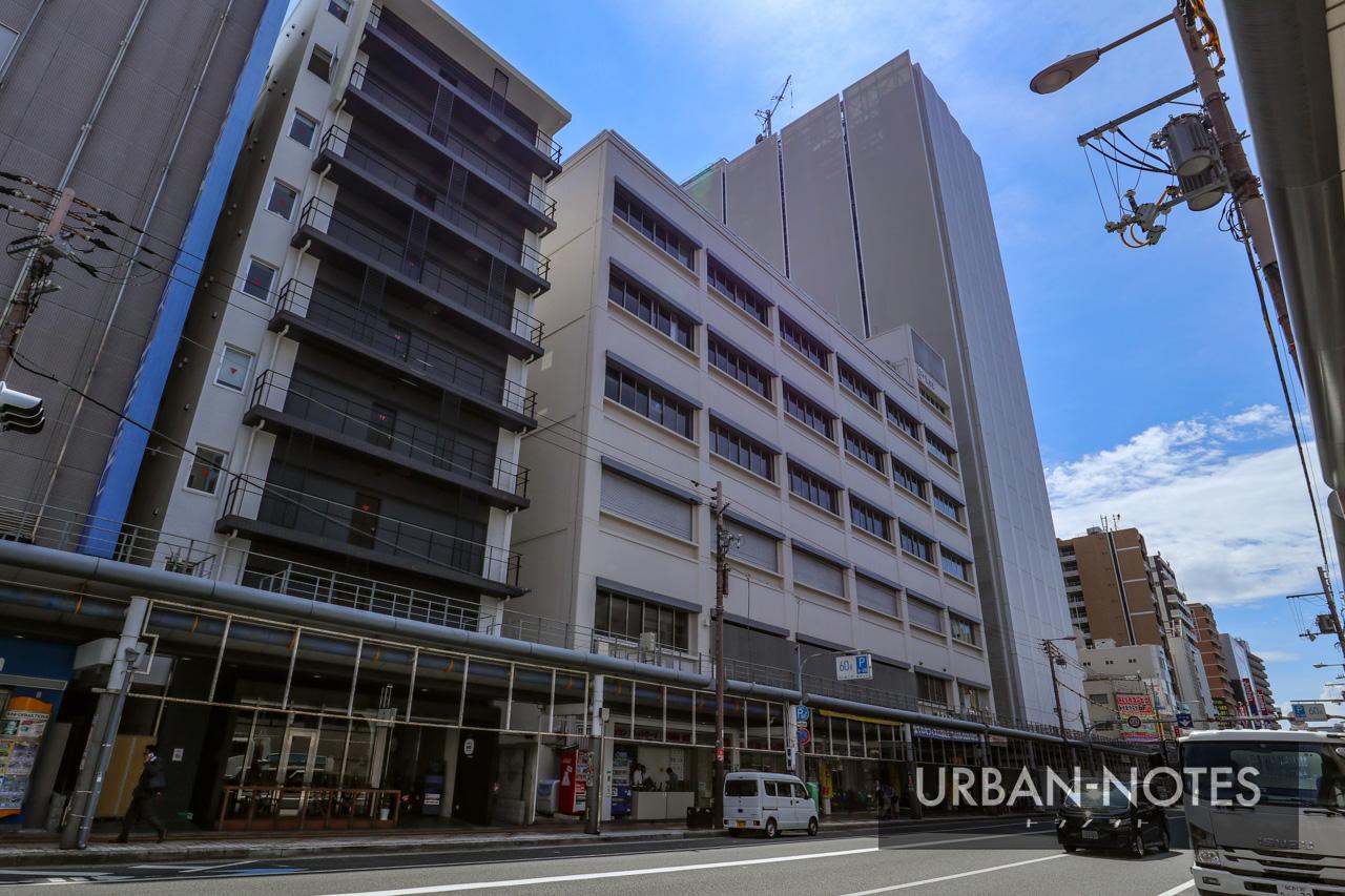 新日本橋ビル(仮称) NTTコム大阪第6データセンター 2019年9月 03