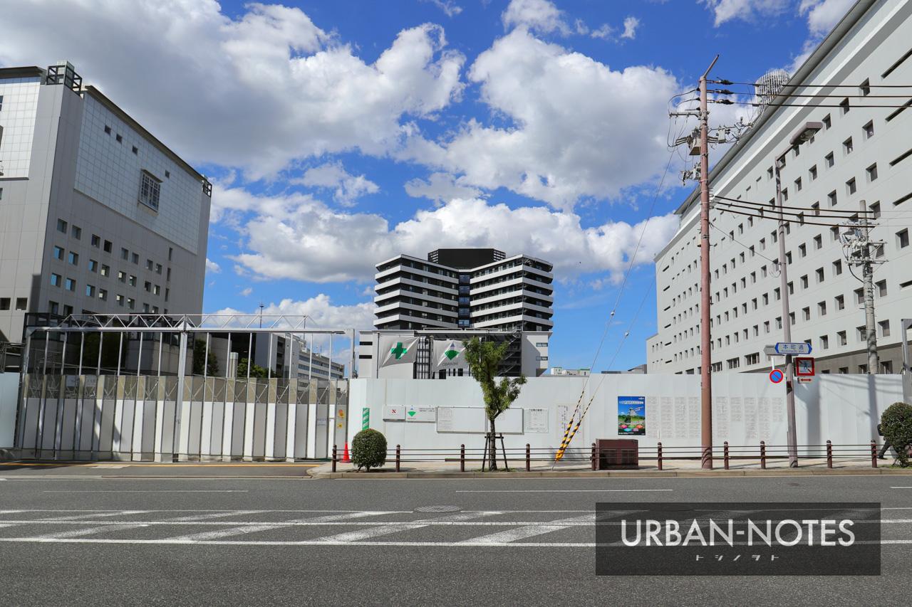 大阪第6地方合同庁舎 2019年9月 01