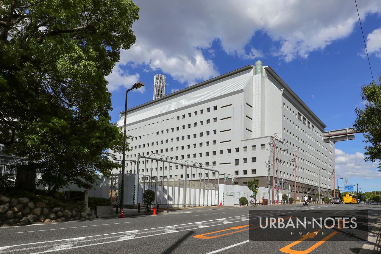 大阪第6地方合同庁舎 2019年9月 02
