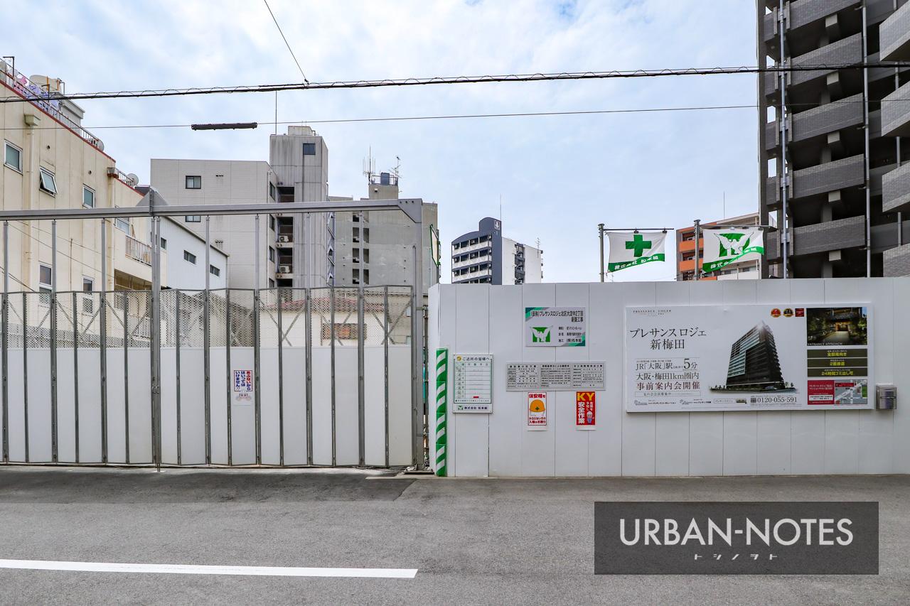 プレサンス ロジェ 新梅田 2019年9月 02