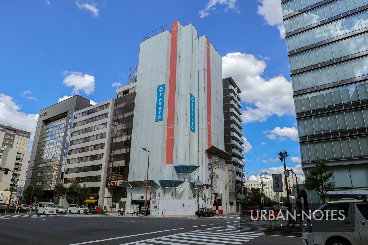 TAKUTO HOTEL OSAKA OTEMON メディカルサポートホテルPJ 2019年9月 01