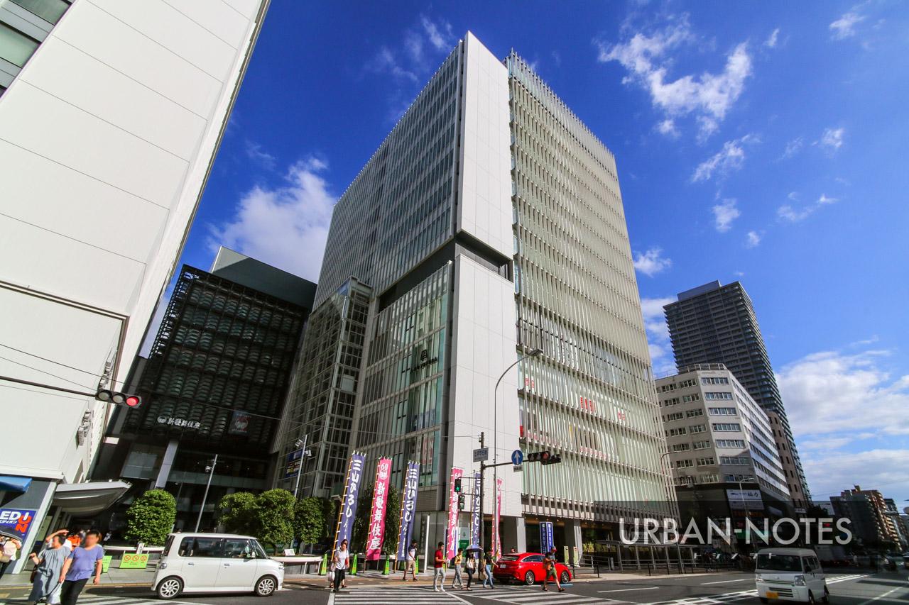 近鉄大阪上本町駅ターミナル再開発 上本町YUFURA 2019年9月