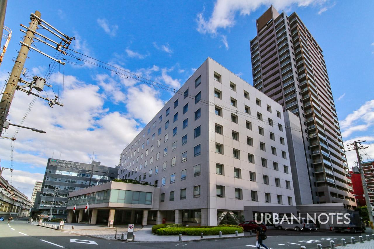 近鉄大阪上本町駅ターミナル再開発 近畿日本鉄道本社ビル 2019年9月