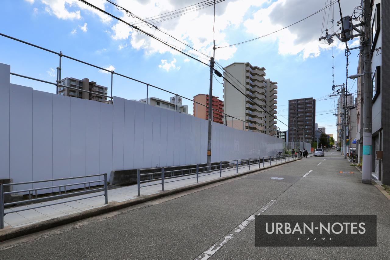(仮称)中央区上町1丁目タワー計画 新築工事 2019年9月 02