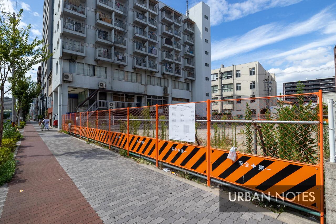 (仮称)大阪市福島区鷺洲5丁目プロジェクト 2019年9月 01