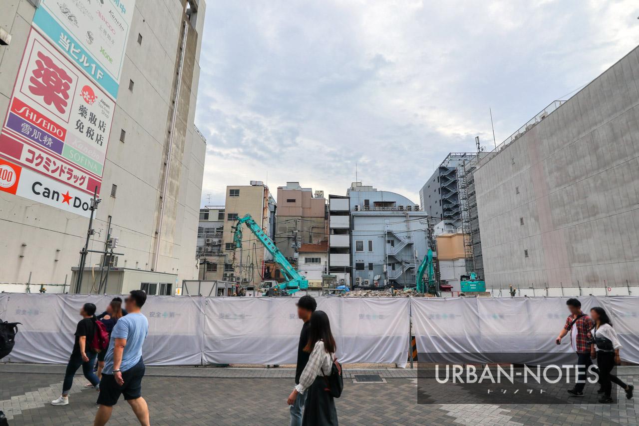 (仮称)ホテルフォルツァ大阪道頓堀 中央区道頓堀1丁目プロジェクト 2019年9月 02