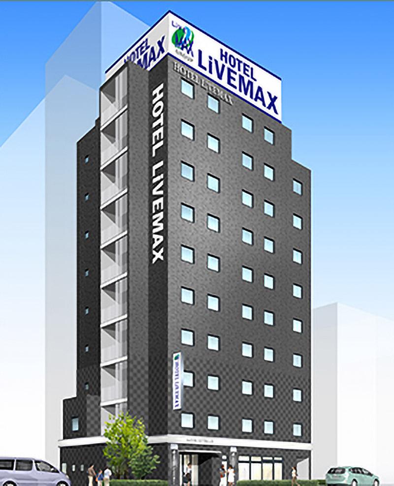 ホテルリブマックス梅田WEST 完成イメージ図
