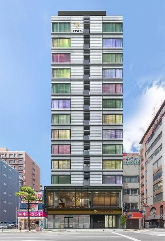 (仮称)ホテルビスタ大阪なんば 中央区宗右衛門町ホテル計画 完成イメージ図