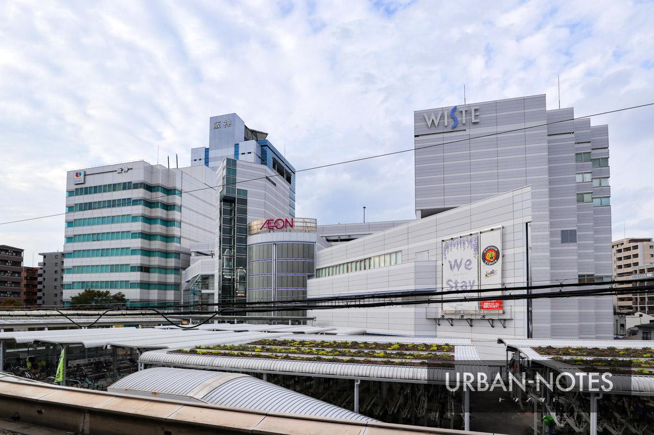 阪神野田駅前 2019年9月