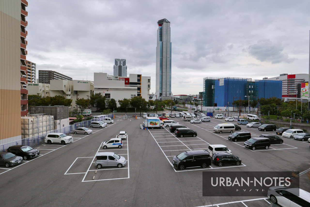 咲洲コスモスクエア地区 複合一体開発 複合ビル(ホテル・店舗) 2019年9月 01