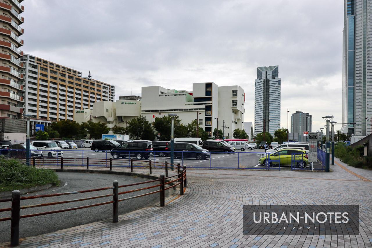 咲洲コスモスクエア地区 複合一体開発 複合ビル(ホテル・店舗) 2019年9月 02