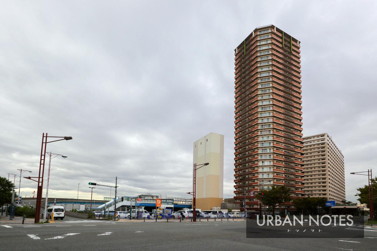 咲洲コスモスクエア地区 複合一体開発 複合ビル(ホテル・店舗) 2019年9月 03