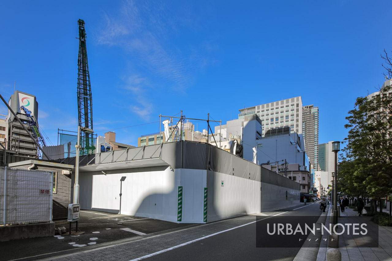 (仮称)新淀屋橋ビル (日本生命淀屋橋ビル建替計画) 2019年9月 05