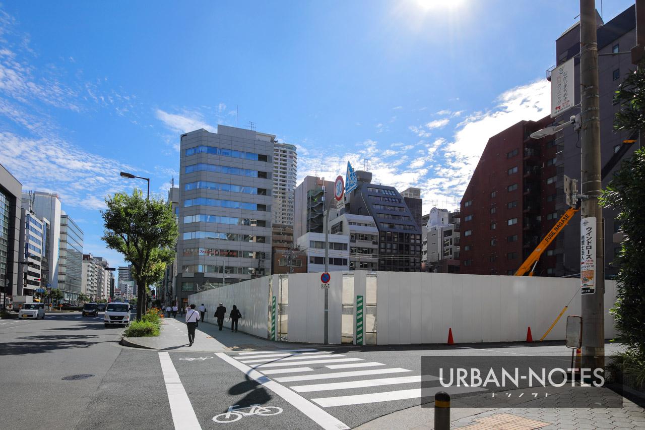 (仮称)大阪市中央区谷町2丁目PRJ 2019年9月 02