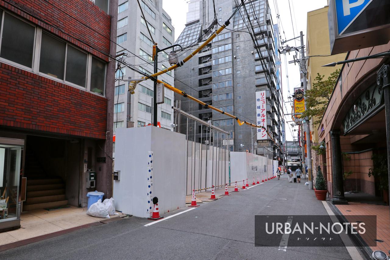 東横INN大阪なんば駅前 2019年9月 03
