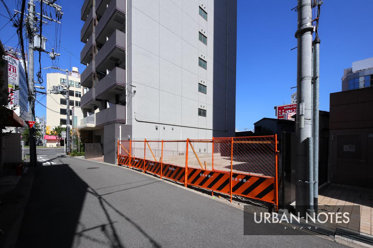 (仮称)天王寺区味原町ホテル 新築工事 2019年10月 04