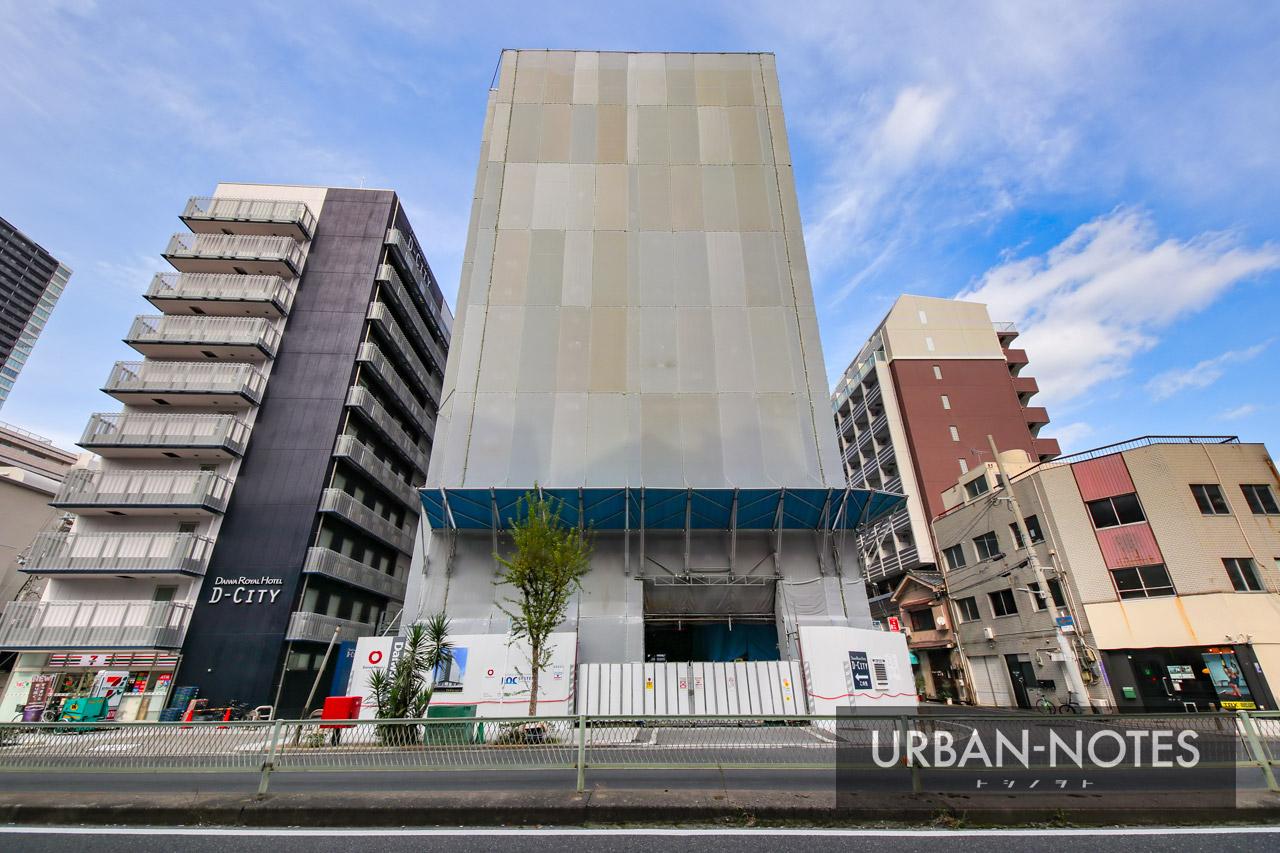 ダイワロイヤルホテル D-PREMIUM 大阪新梅田 2020年1月 01