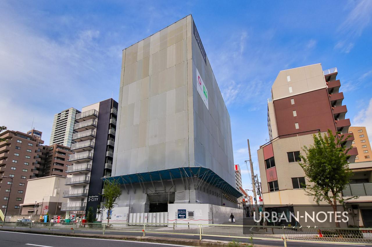 ダイワロイヤルホテル D-PREMIUM 大阪新梅田 2020年1月 02