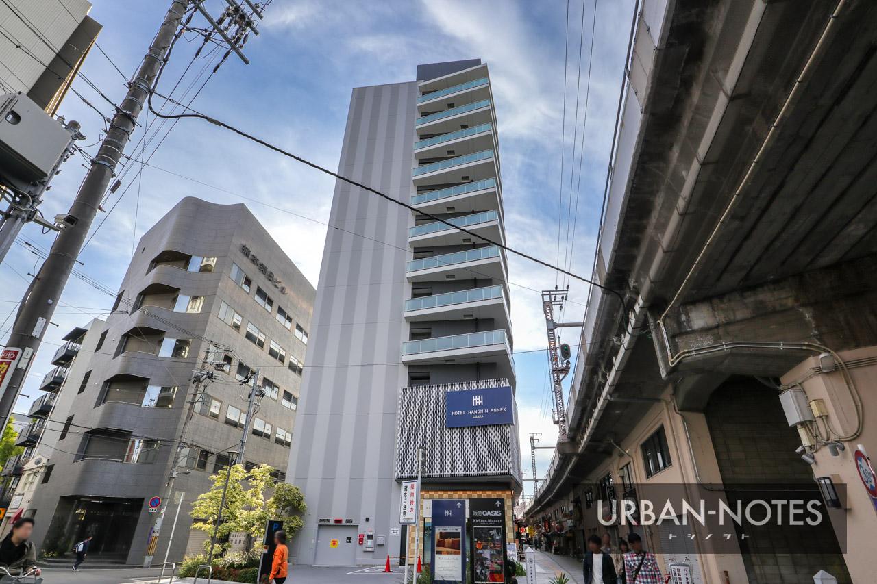 福島5丁目・7丁目共同開発計画 ホテル阪神アネックス大阪 2020年1月 01