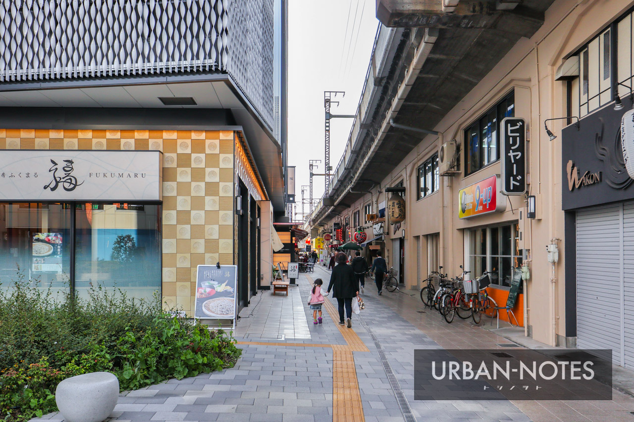 福島5丁目・7丁目共同開発計画 ふくまる通り57 2020年1月 01