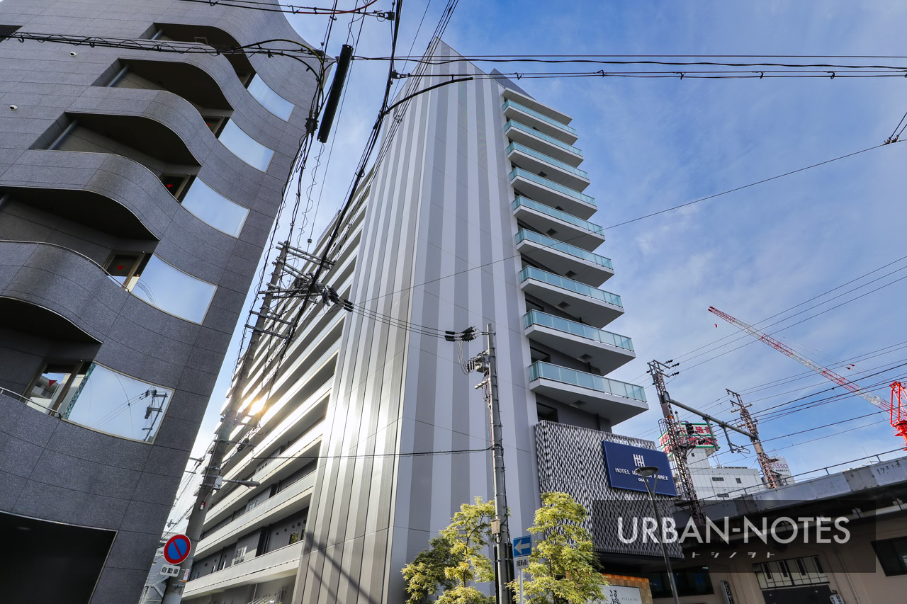 福島5丁目・7丁目共同開発計画 ホテル阪神アネックス大阪 2020年1月 04