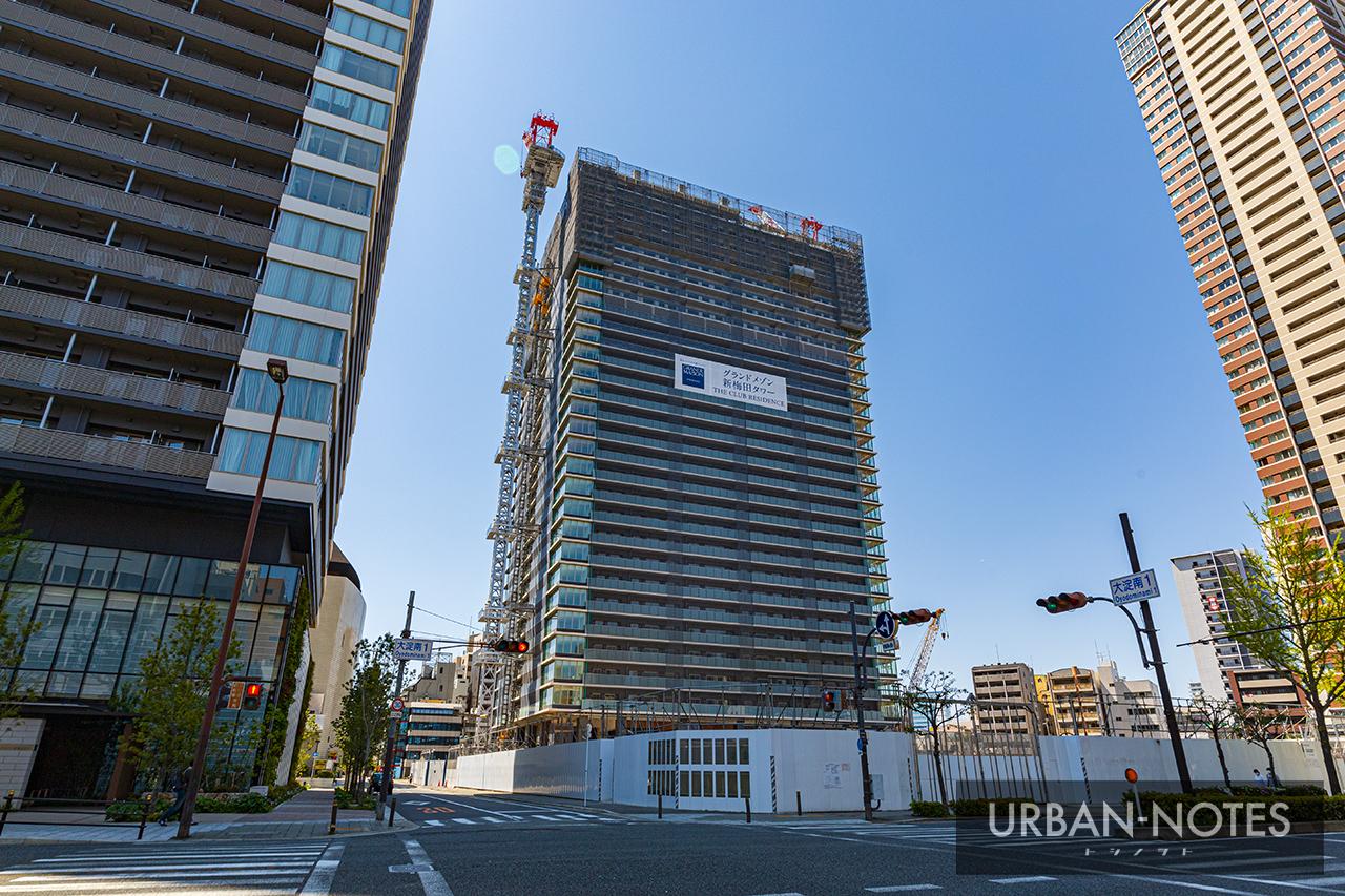 グランドメゾン新梅田タワー THE CLUB RESIDENCE 2020年4月 01