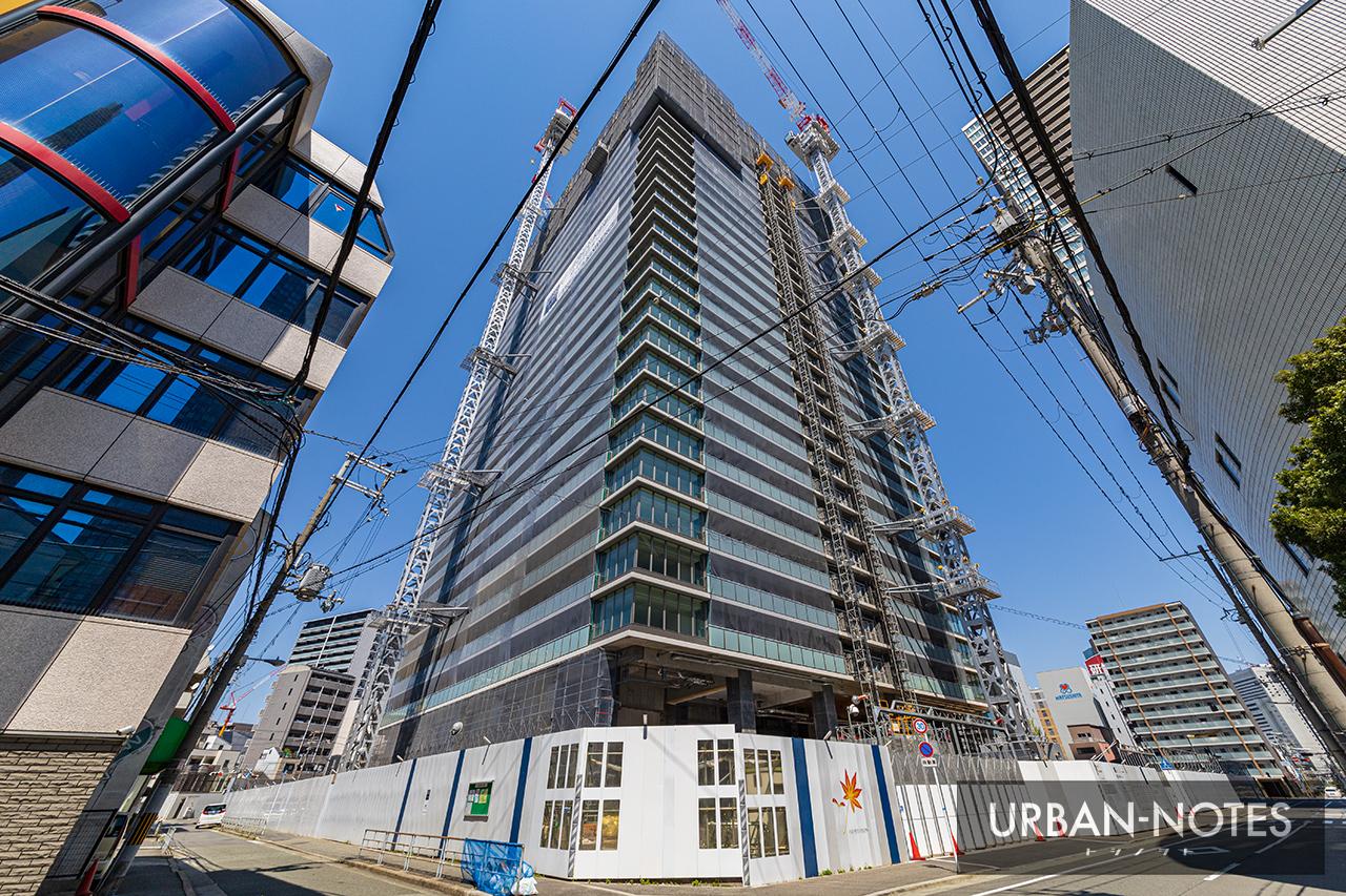 グランドメゾン新梅田タワー THE CLUB RESIDENCE 2020年4月 02