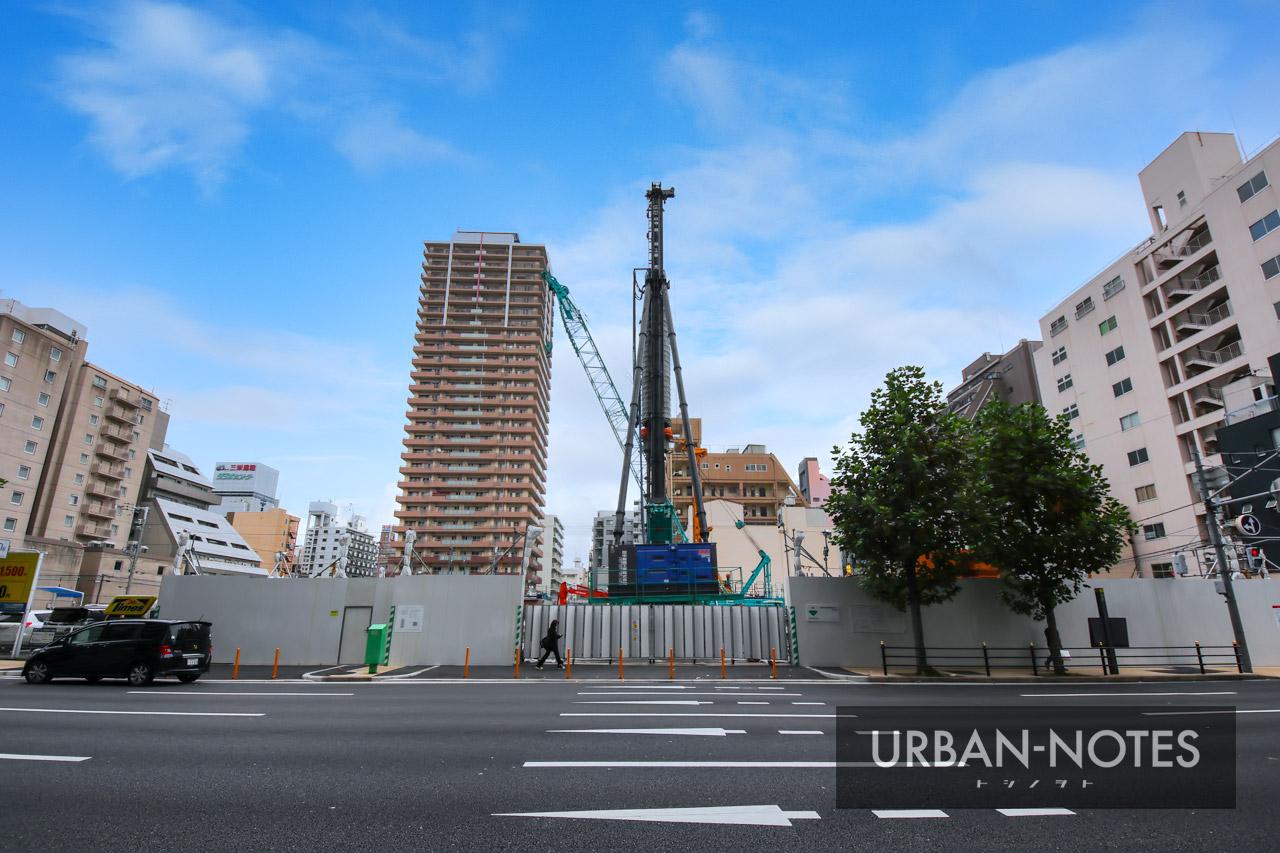大阪厚生信用金庫新本店ビル 2020年1月 01