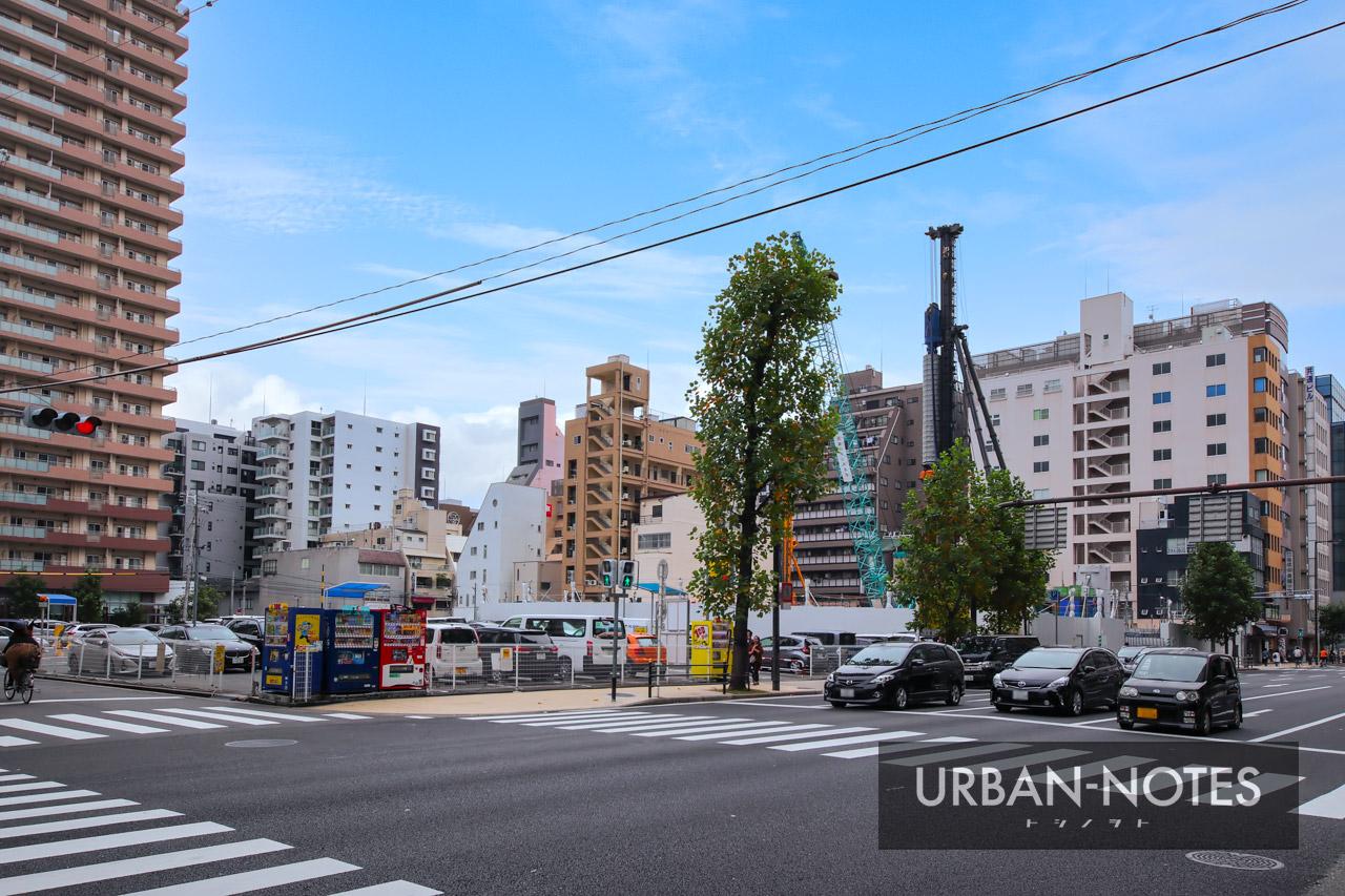 大阪厚生信用金庫新本店ビル 2020年1月 03