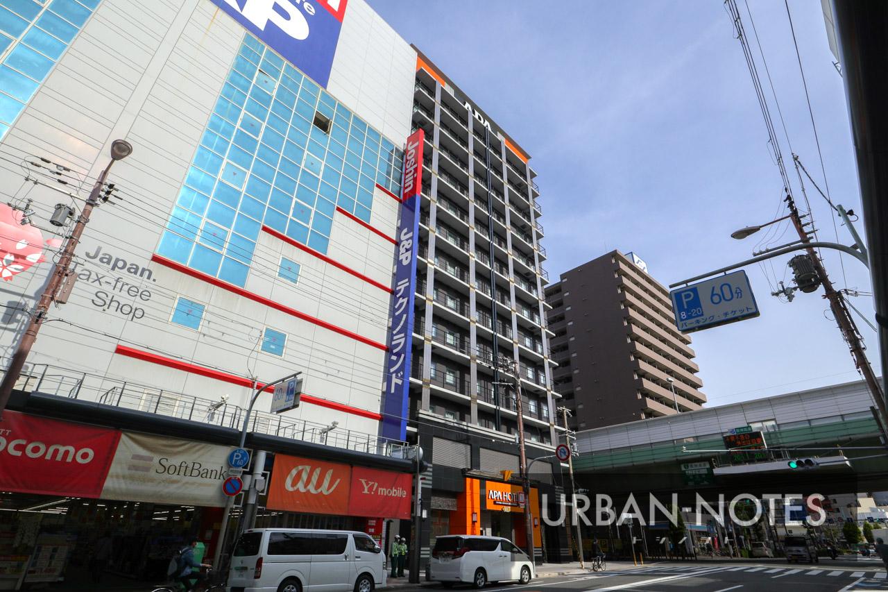 アパホテル なんば南 恵美須町駅 2020年10月 04
